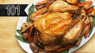The Most Fool-Proof Roast Chicken You'll Ever Make • Tasty