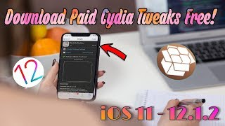 NEW Get Paid Cydia Tweaks For FREE on iPhone, iPad, iPod Touch iOS (11 - 12.1.2)