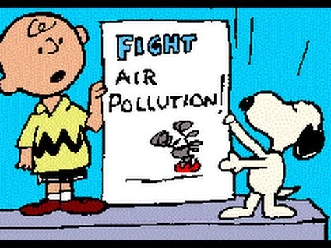 What is Air Pollution -Video for  kids