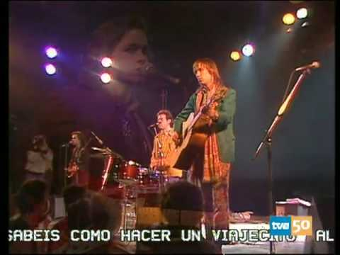 Country Dead Song - Violent Femmes - La Edad de Oro - Madrid April 2, 1985