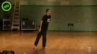 Best Break-Dance Ever (Robot Dance)