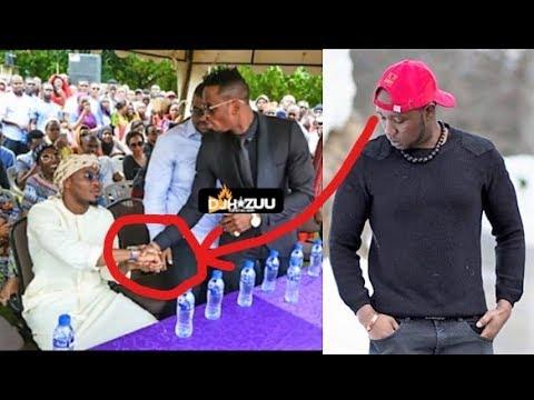 Mikono ya ALI KIBA na DIAMOND, Hussein Machozi afunguka, Ampigia salute Diamond thumbnail
