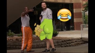 Farting on a cop! Sharter WET Farts! Flatulence Friday EP 29!fart sounds Farted on a cop! I pooped!