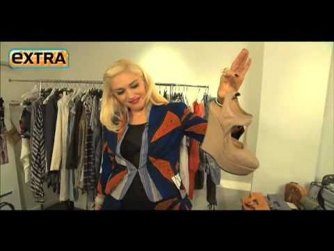 Gwen Stefani Interview (Fashion Week 2010)