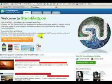 stumbleupon training to help you harness free traffic