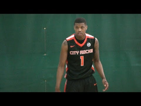 Ricardo Ledo Top 10 Prospect in 2012 - LeBron James Skills Academy 2011