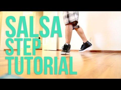 How to Breakdance | Salsa Steps | Top Rock Basics thumbnail