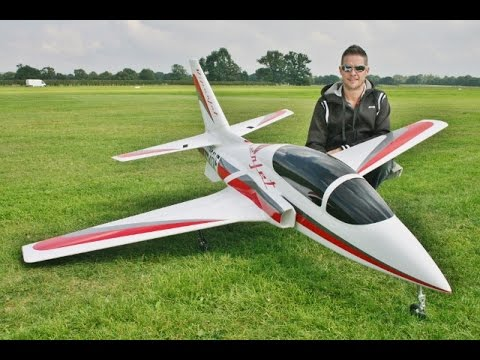ONBOARD CAMS LARGE SCALE RC VIPER JET