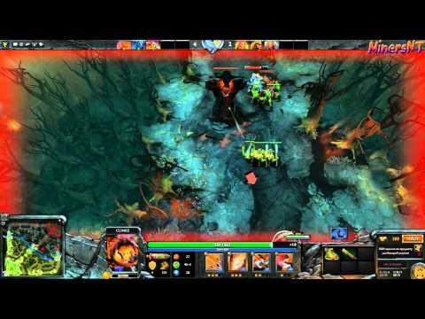 Обзор игры Dota 2 от MinersNT #1