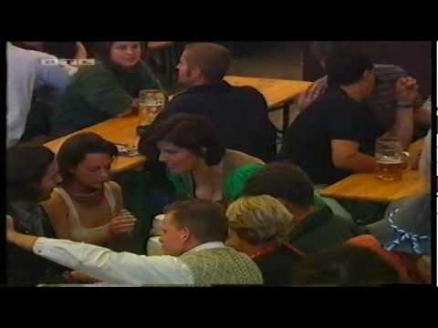 Birgit Schrowange oktober 1997 oktoberfest RTL Life die lust zu leben oops