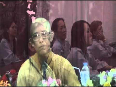 Pháp đàm: Vô ngã trong đạo Phật