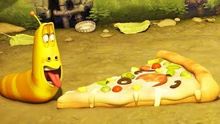 LARVA - PIZZA | Larva 2017 | Cartoons For Children | Larva Cartoon | LARVA Official