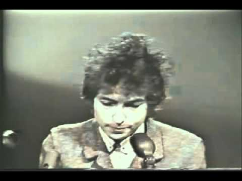 Bob Dylan: San Francisco Press Conference (Dec. 1965) 1/6