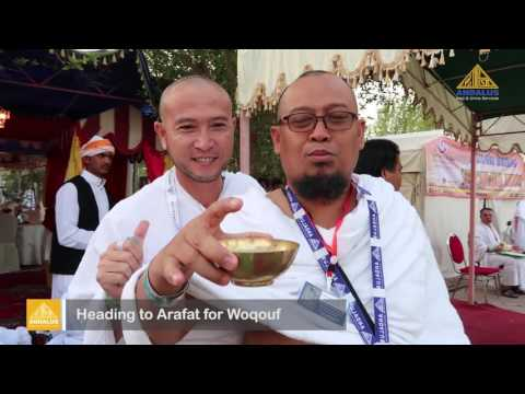 Video travel umroh andalus