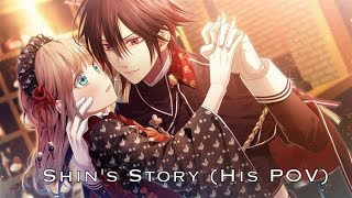 Amnesia Memories: Shin's Story (POV)