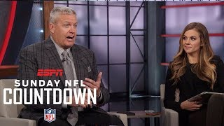 Are the Jaguars the biggest threat to the Patriots in the AFC? | NFL Countdown | ESPN