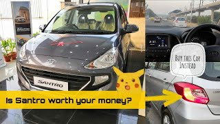 RANT: Do NOT buy the 2019 Hyundai SANTRO! | हिंदी | Santro vs Tiago