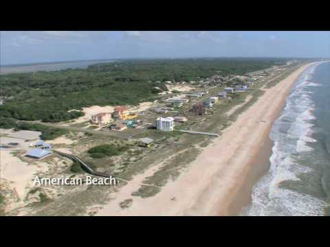 Amelia Island-An Aerial Video Tour