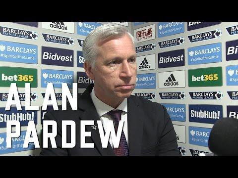 Alan Pardew Interview