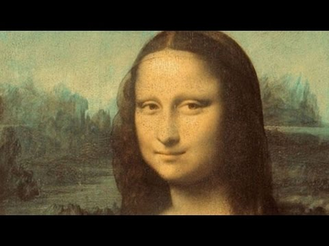 Scientists Discover Mona Lisa's Secret Message