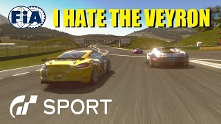 GT Sport I Hate The Veyron - FIA Nations Round 5