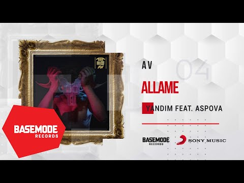 Allame feat.  Aspova - Yandım | Official Video