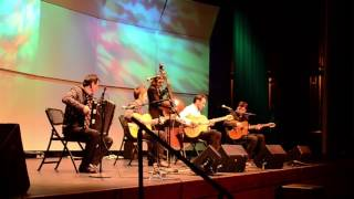 Autumn Leaves Jypcy Jazz Gonzalo Bergara Quartet with Sergei Teleshev