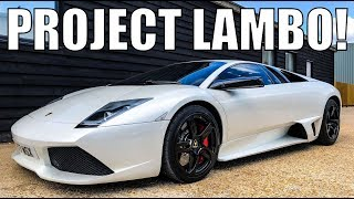 PROJECT LAMBORGHINI: The Next Step!!