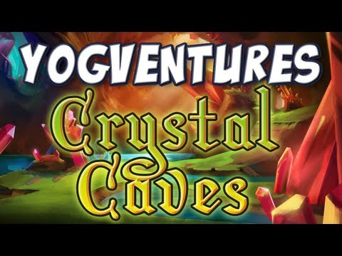 Yogscast - Yogventures! Thanks + Crystal Cave Update [Pre-Alpha Phase]