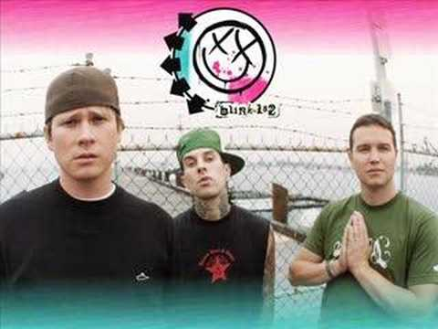 Blink 182- All of this (with lyrics)