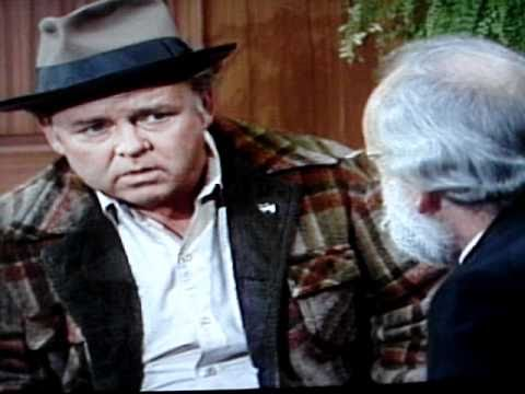 Archie Bunker on Christian vs  Catholic