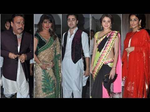 Aamir Khan's BIG DIWALI BASH