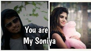 You Are My Soniya | Cute Romantic Love Story| R3ZR | K3G | Sonu Nigam, Alka Yagnik