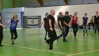 Ivri Anochi - Dance