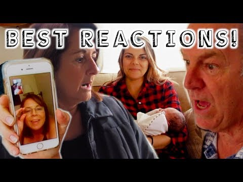 WE PRANKED OUR PARENTS WITH EARLY BIRTH! SO FUNNY!