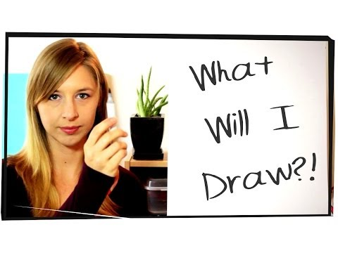 What Will I Draw?! #3 (Death Blow)