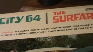 Watch Surfaris Little Deuce Coupe video