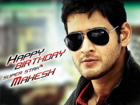 Wishing Superstar Mahesh Babu A Very Happy Birthday
