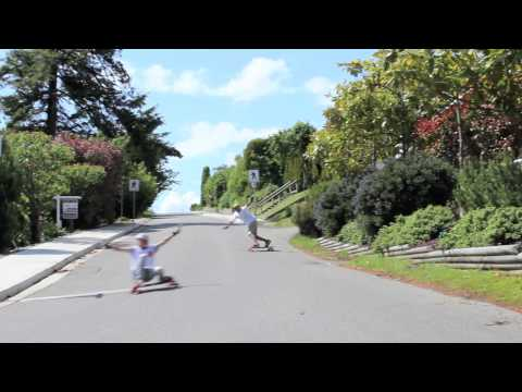 Longboarding: Young Bloods // BCGroms