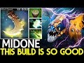 Midone [Slark] This Build Is So Good Max Attack Speed 7.21 Dota 2
