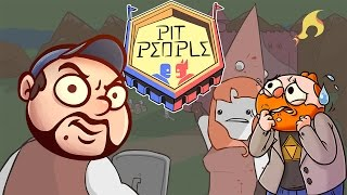 Jesse and TB play Pit People [Part 3] - The Wedding Cake
