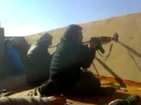 Syria - brave Kurdish forces vs. FSA thugs