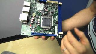 Intel Xeon 1260L Lower Power CPU & S1200KP mITX Server Board Unboxing & First Look Linus Tech Tips