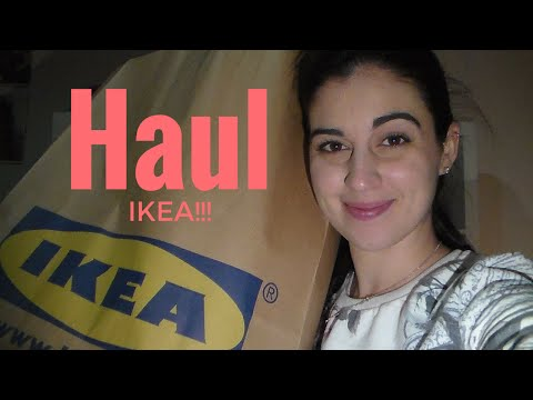 Haul arredo: Ikea!                             | Aria Loves