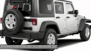 2012 JEEP WRANGLER UNLIMITED Jackson, MS CL102123