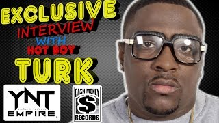 EXCLUSIVE INTERVIEW W/Hot Boy Turk He's Talks Him & Baby Reuniting, Is Cash Money Coming Back? PT.1