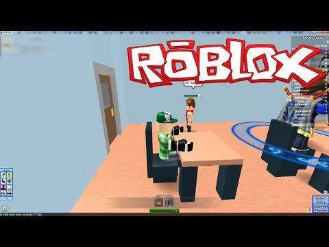 Playing Roblox High School (KID GAMING)