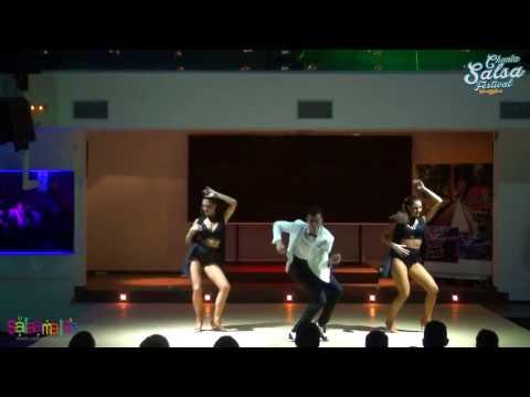 Ilias & Eva Show | 2.Chania Salsa Festival