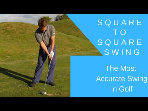 Square to Square Swing - Sam Goulden Golf