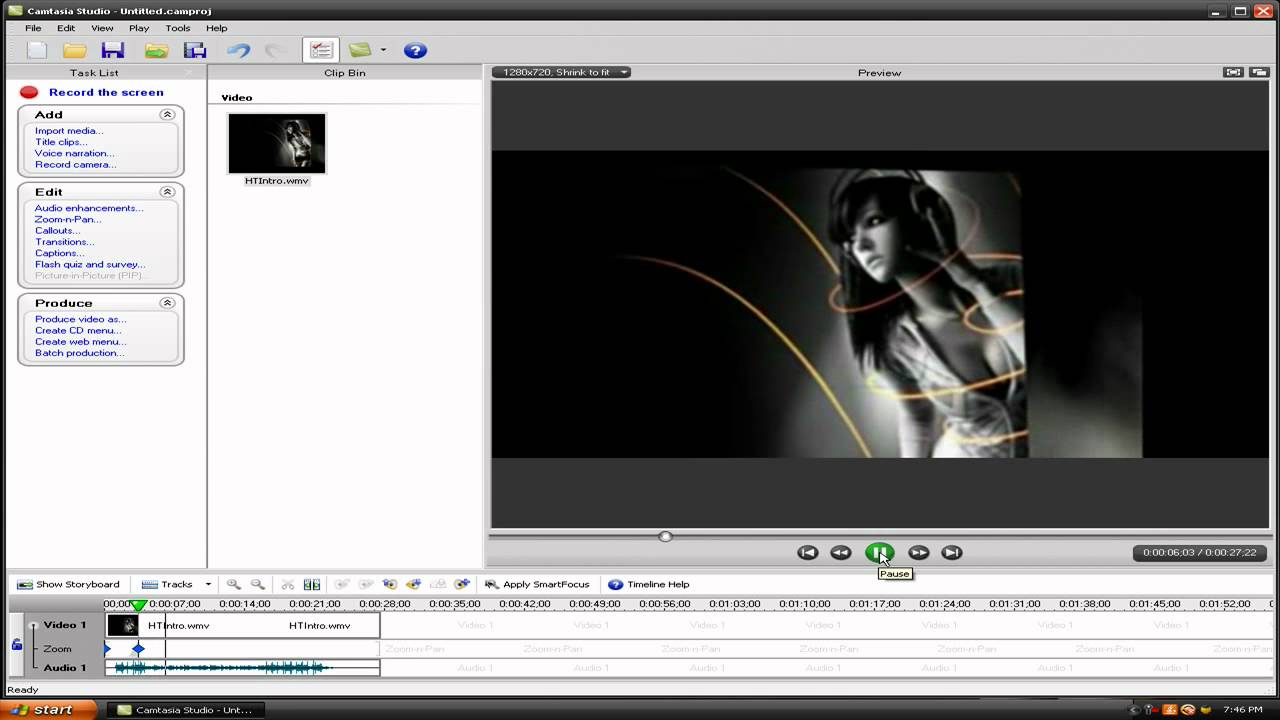 how to get rid of watermark camtasia